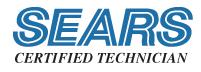 sear certified technician